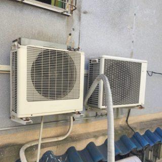 エアコン 給湯器まで!完全撤去。