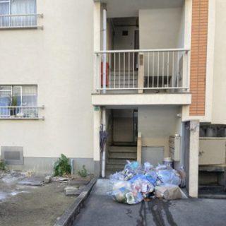 市営や府営の団地、公団住宅、アパート、ハイツ、マンション、一軒家など階段の多い住宅もOK!