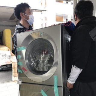 大きな家電 冷蔵庫も対応出来ます!