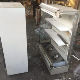 電化製品でかい冷蔵庫、特殊なものもなんなりお伝えください!
