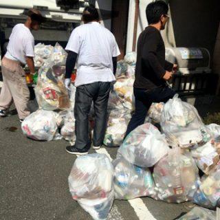 一般廃棄物業、産業廃棄物、提携店への強力なコネクション。